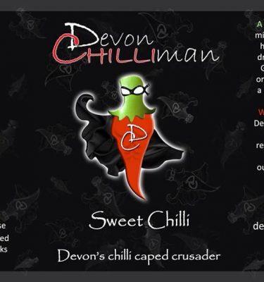Devon Chilli Man Sweet Chilli sauce ingredients