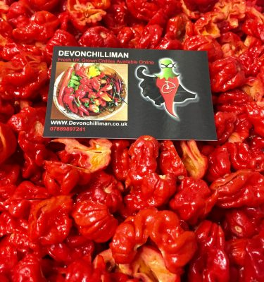 devon chilli man fresh chillis