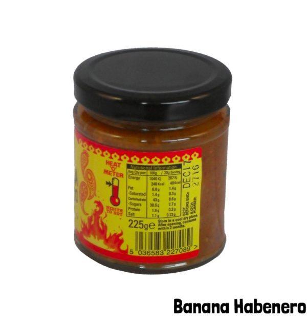 hot banana habenero heatometer