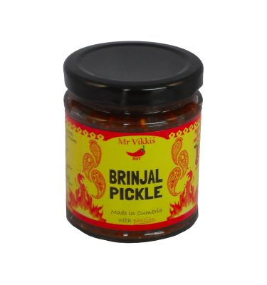 Mr Vikkis Brinjal Pickle