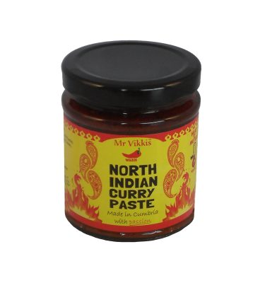 North Indian Curry Paste Mr Vikkis